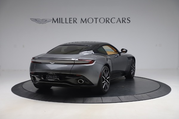 Used 2017 Aston Martin DB11 for sale $134,900 at Pagani of Greenwich in Greenwich CT 06830 6