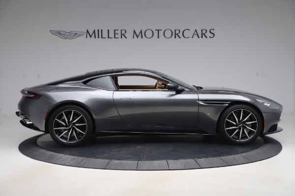 Used 2017 Aston Martin DB11 for sale $134,900 at Pagani of Greenwich in Greenwich CT 06830 8