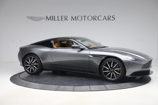 Used 2017 Aston Martin DB11 for sale $134,900 at Pagani of Greenwich in Greenwich CT 06830 9