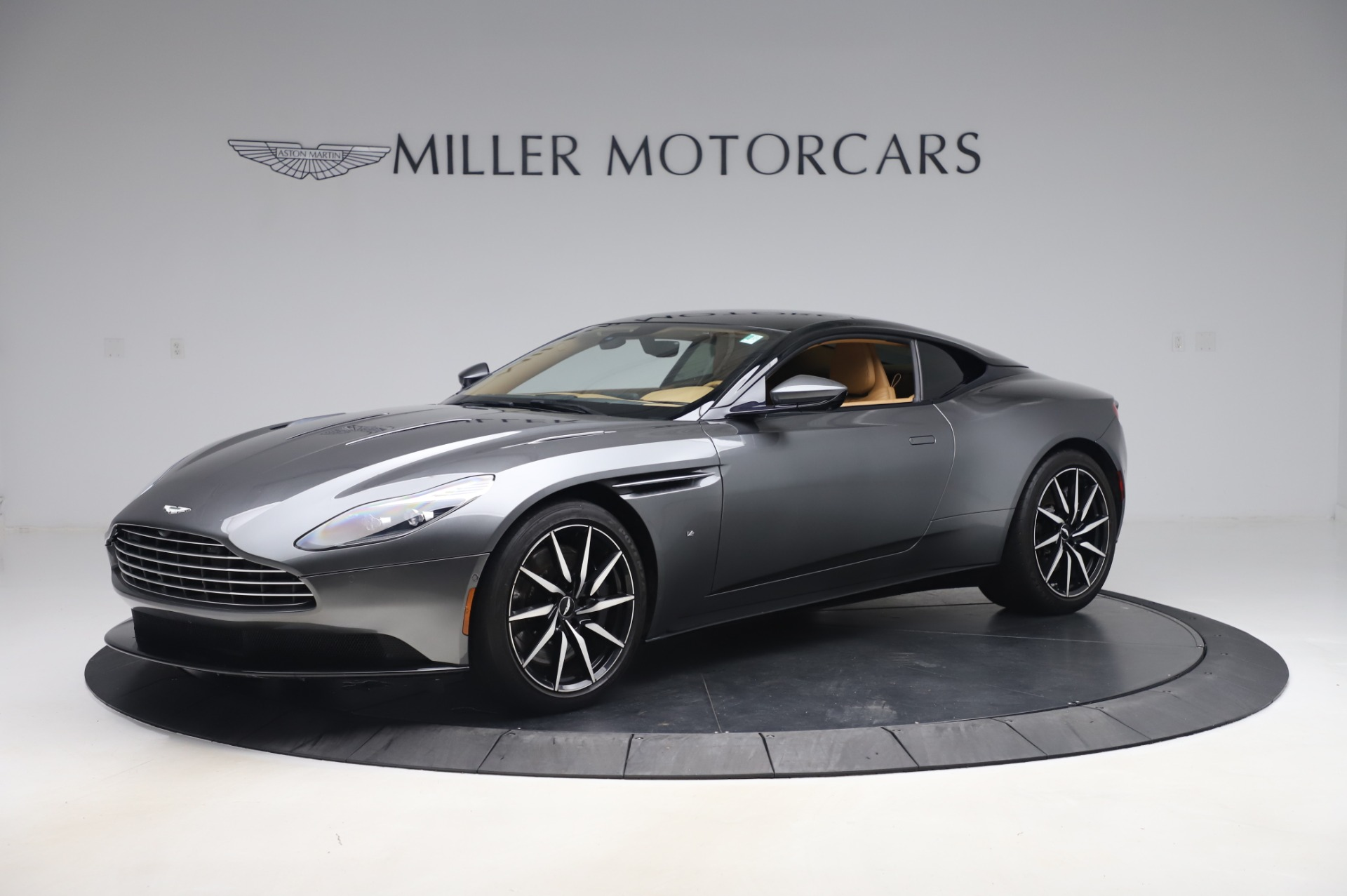 Used 2017 Aston Martin DB11 for sale Sold at Pagani of Greenwich in Greenwich CT 06830 1