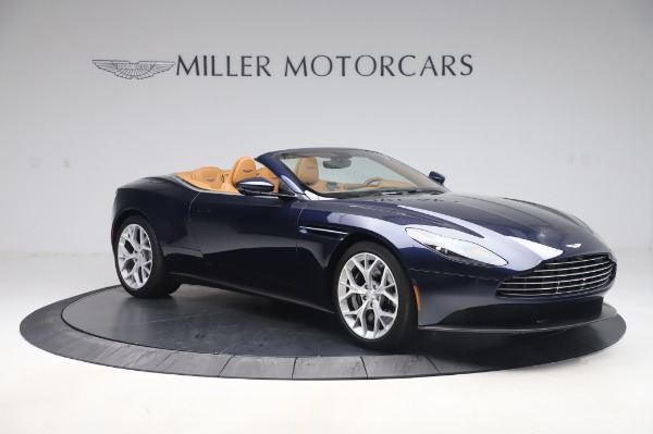 Used 2019 Aston Martin DB11 Volante Convertible for sale $219,900 at Pagani of Greenwich in Greenwich CT 06830 10