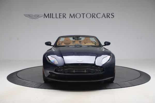 Used 2019 Aston Martin DB11 Volante Convertible for sale $219,900 at Pagani of Greenwich in Greenwich CT 06830 11