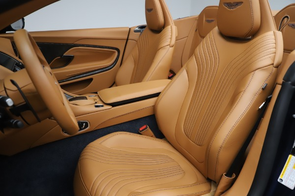 Used 2019 Aston Martin DB11 Volante Convertible for sale $219,900 at Pagani of Greenwich in Greenwich CT 06830 15