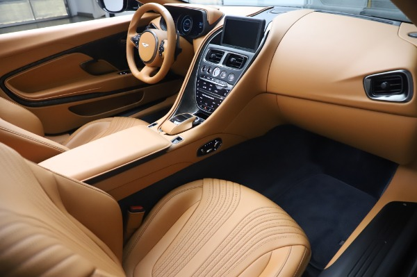 Used 2019 Aston Martin DB11 Volante Convertible for sale $219,900 at Pagani of Greenwich in Greenwich CT 06830 18