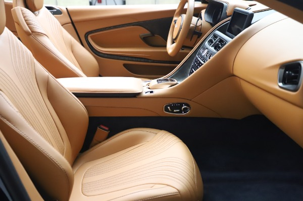Used 2019 Aston Martin DB11 Volante Convertible for sale $219,900 at Pagani of Greenwich in Greenwich CT 06830 19