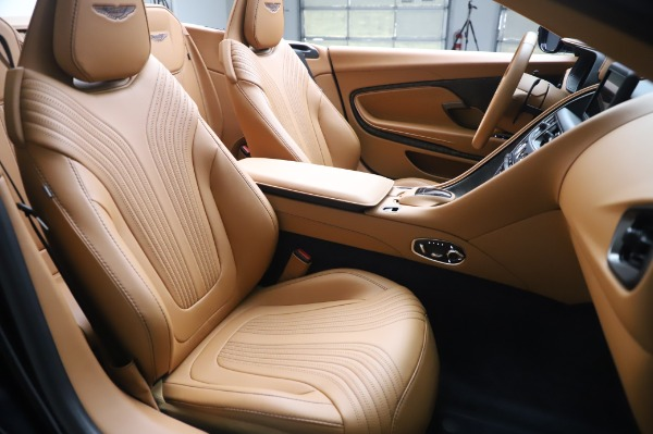 Used 2019 Aston Martin DB11 Volante Convertible for sale $219,900 at Pagani of Greenwich in Greenwich CT 06830 20