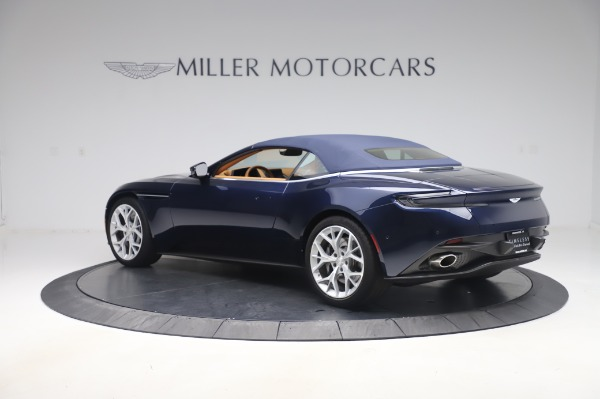 Used 2019 Aston Martin DB11 Volante Convertible for sale $219,900 at Pagani of Greenwich in Greenwich CT 06830 22