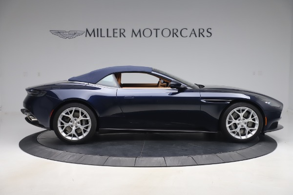 Used 2019 Aston Martin DB11 Volante Convertible for sale $219,900 at Pagani of Greenwich in Greenwich CT 06830 24
