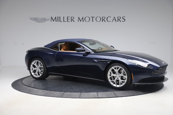 Used 2019 Aston Martin DB11 Volante Convertible for sale $219,900 at Pagani of Greenwich in Greenwich CT 06830 25
