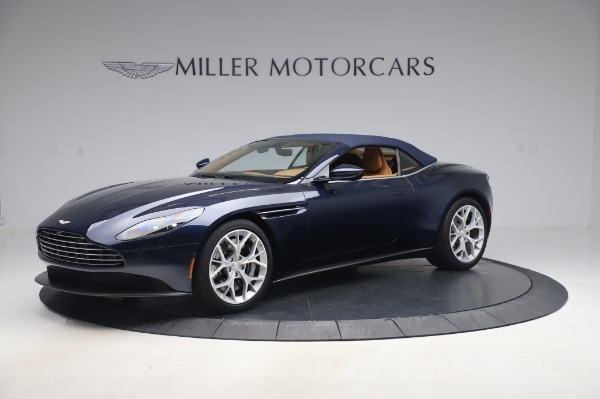 Used 2019 Aston Martin DB11 Volante Convertible for sale $219,900 at Pagani of Greenwich in Greenwich CT 06830 26