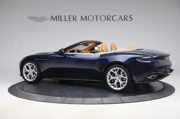 Used 2019 Aston Martin DB11 Volante Convertible for sale $219,900 at Pagani of Greenwich in Greenwich CT 06830 3