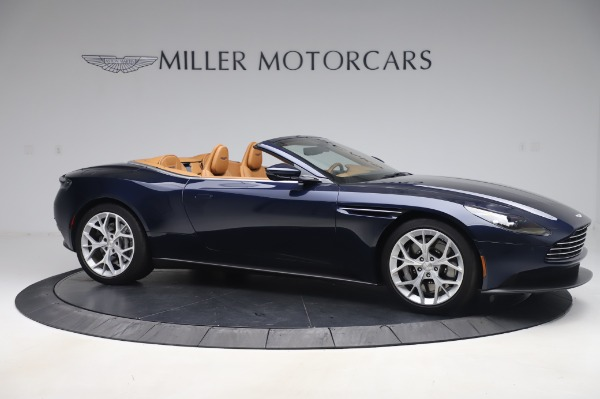 Used 2019 Aston Martin DB11 Volante Convertible for sale $219,900 at Pagani of Greenwich in Greenwich CT 06830 9