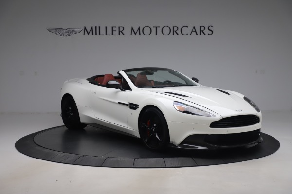 Used 2018 Aston Martin Vanquish S Volante for sale $179,900 at Pagani of Greenwich in Greenwich CT 06830 10