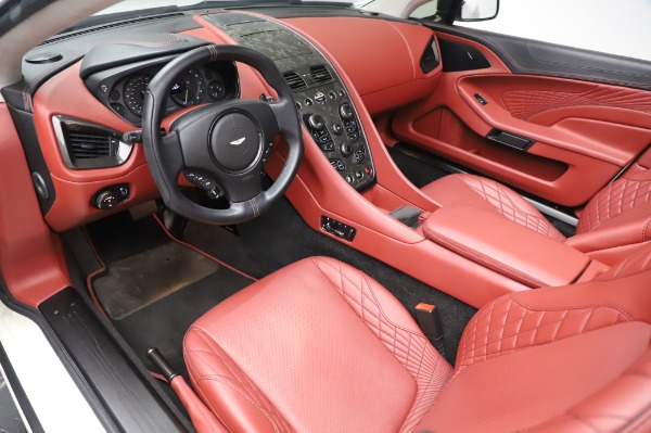 Used 2018 Aston Martin Vanquish S Volante for sale $179,900 at Pagani of Greenwich in Greenwich CT 06830 13