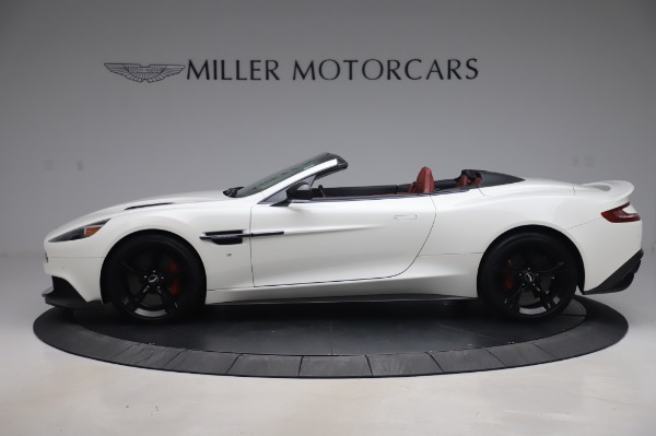 Used 2018 Aston Martin Vanquish S Volante for sale $179,900 at Pagani of Greenwich in Greenwich CT 06830 2