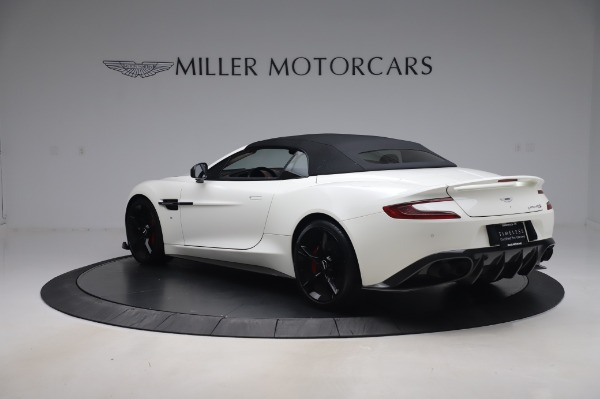 Used 2018 Aston Martin Vanquish S Volante for sale $179,900 at Pagani of Greenwich in Greenwich CT 06830 23