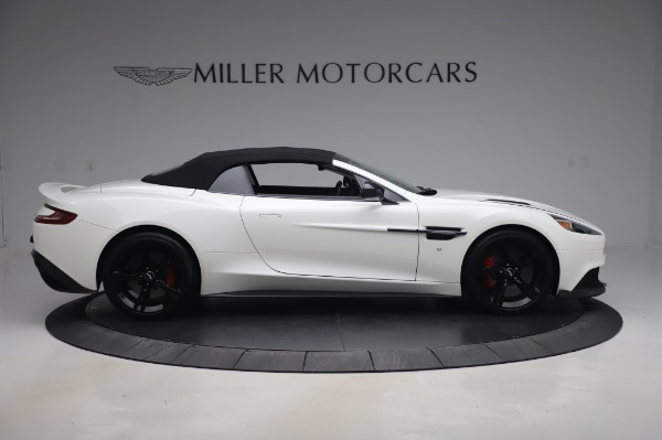 Used 2018 Aston Martin Vanquish S Volante for sale $179,900 at Pagani of Greenwich in Greenwich CT 06830 25