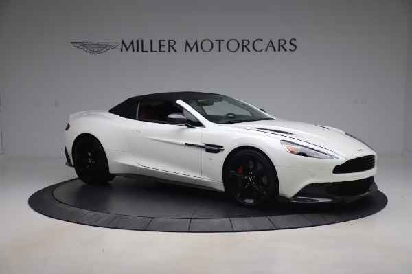 Used 2018 Aston Martin Vanquish S Volante for sale $179,900 at Pagani of Greenwich in Greenwich CT 06830 26