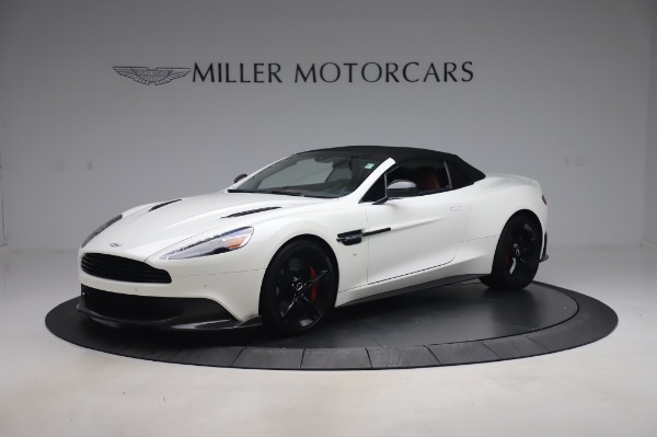 Used 2018 Aston Martin Vanquish S Volante for sale $179,900 at Pagani of Greenwich in Greenwich CT 06830 27
