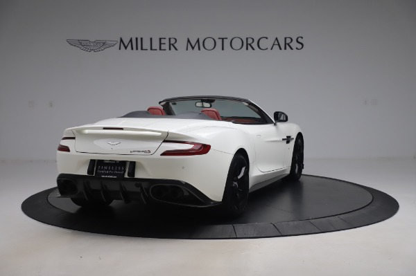 Used 2018 Aston Martin Vanquish S Volante for sale $179,900 at Pagani of Greenwich in Greenwich CT 06830 6