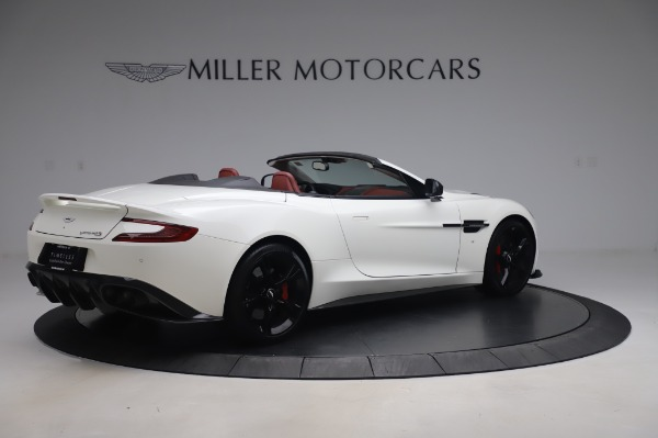 Used 2018 Aston Martin Vanquish S Volante for sale $179,900 at Pagani of Greenwich in Greenwich CT 06830 7