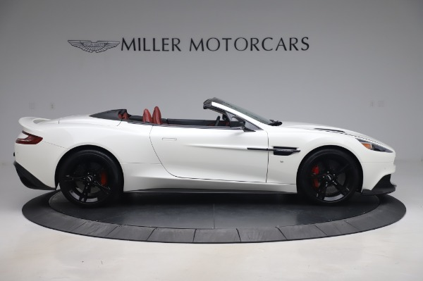 Used 2018 Aston Martin Vanquish S Volante for sale $179,900 at Pagani of Greenwich in Greenwich CT 06830 8