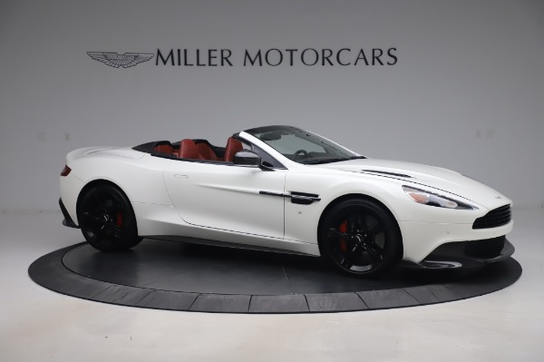 Used 2018 Aston Martin Vanquish S Volante for sale $179,900 at Pagani of Greenwich in Greenwich CT 06830 9