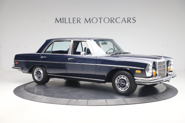Used 1971 Mercedes-Benz 300 SEL 6.3 for sale Sold at Pagani of Greenwich in Greenwich CT 06830 10