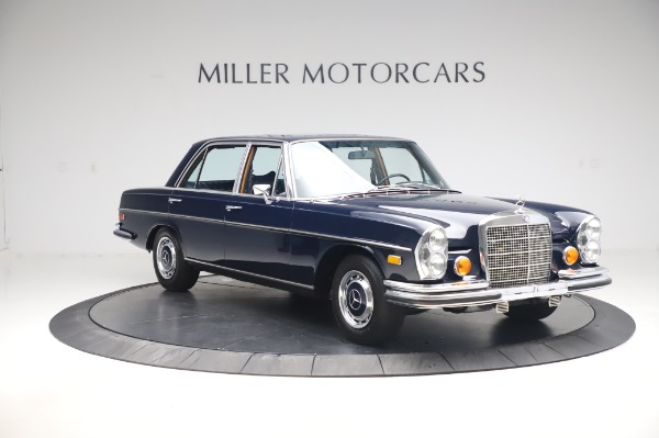 Used 1971 Mercedes-Benz 300 SEL 6.3 for sale Sold at Pagani of Greenwich in Greenwich CT 06830 11