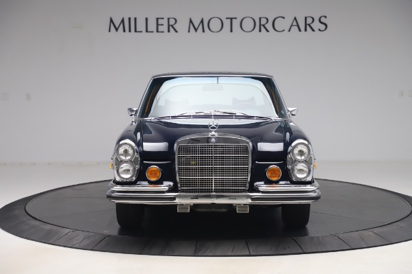 Used 1971 Mercedes-Benz 300 SEL 6.3 for sale Sold at Pagani of Greenwich in Greenwich CT 06830 12