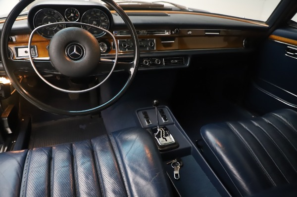 Used 1971 Mercedes-Benz 300 SEL 6.3 for sale $117,000 at Pagani of Greenwich in Greenwich CT 06830 14