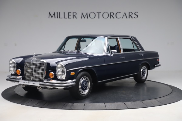 Used 1971 Mercedes-Benz 300 SEL 6.3 for sale $117,000 at Pagani of Greenwich in Greenwich CT 06830 2