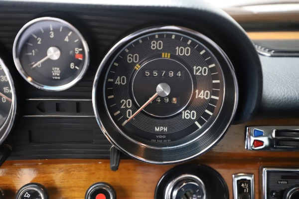 Used 1971 Mercedes-Benz 300 SEL 6.3 for sale Sold at Pagani of Greenwich in Greenwich CT 06830 23