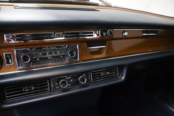 Used 1971 Mercedes-Benz 300 SEL 6.3 for sale $117,000 at Pagani of Greenwich in Greenwich CT 06830 24