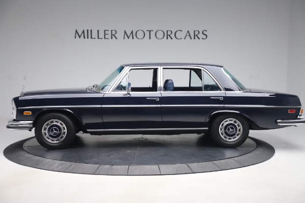 Used 1971 Mercedes-Benz 300 SEL 6.3 for sale Sold at Pagani of Greenwich in Greenwich CT 06830 3