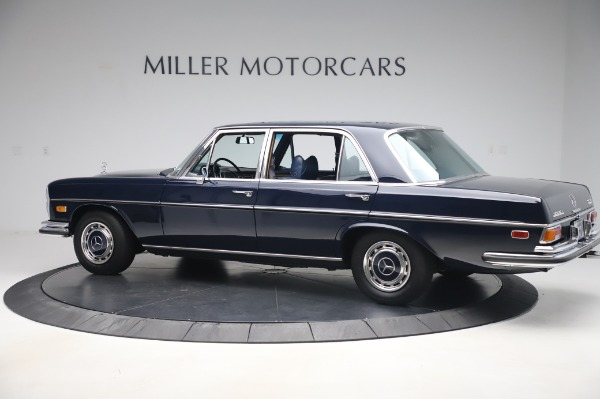 Used 1971 Mercedes-Benz 300 SEL 6.3 for sale Sold at Pagani of Greenwich in Greenwich CT 06830 4