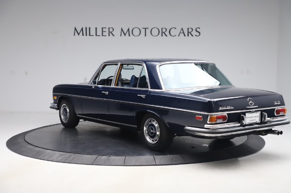 Used 1971 Mercedes-Benz 300 SEL 6.3 for sale Sold at Pagani of Greenwich in Greenwich CT 06830 5