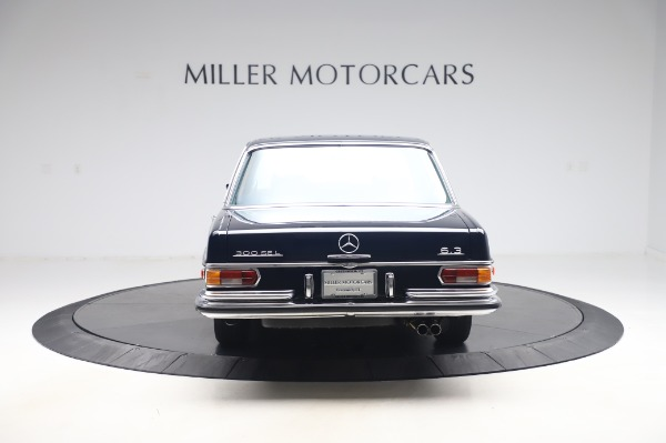 Used 1971 Mercedes-Benz 300 SEL 6.3 for sale Sold at Pagani of Greenwich in Greenwich CT 06830 6