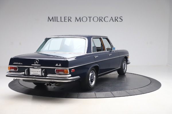 Used 1971 Mercedes-Benz 300 SEL 6.3 for sale $117,000 at Pagani of Greenwich in Greenwich CT 06830 7