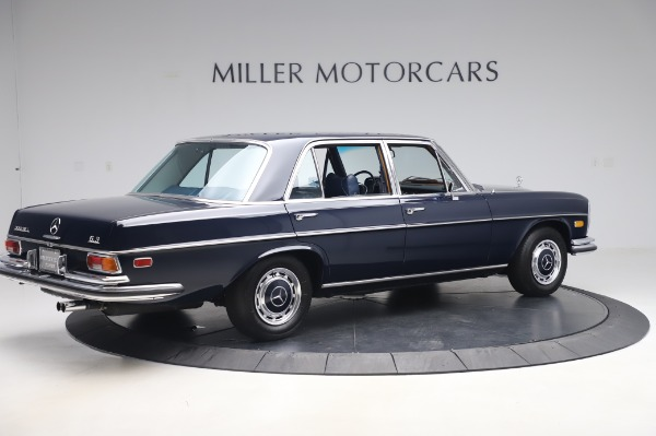 Used 1971 Mercedes-Benz 300 SEL 6.3 for sale Sold at Pagani of Greenwich in Greenwich CT 06830 8