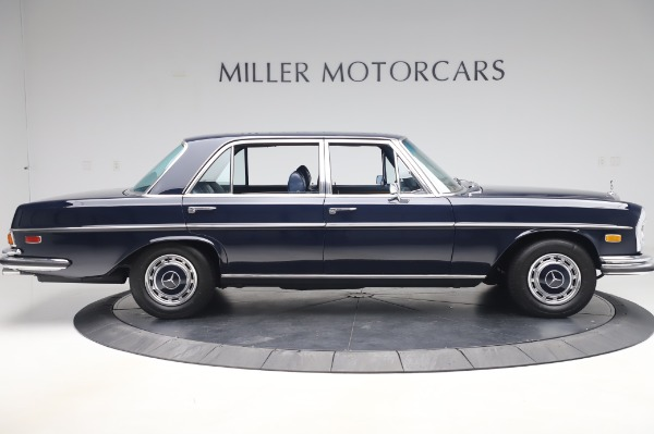 Used 1971 Mercedes-Benz 300 SEL 6.3 for sale Sold at Pagani of Greenwich in Greenwich CT 06830 9