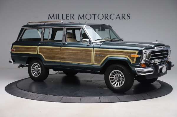 Used 1991 Jeep Grand Wagoneer for sale Call for price at Pagani of Greenwich in Greenwich CT 06830 10