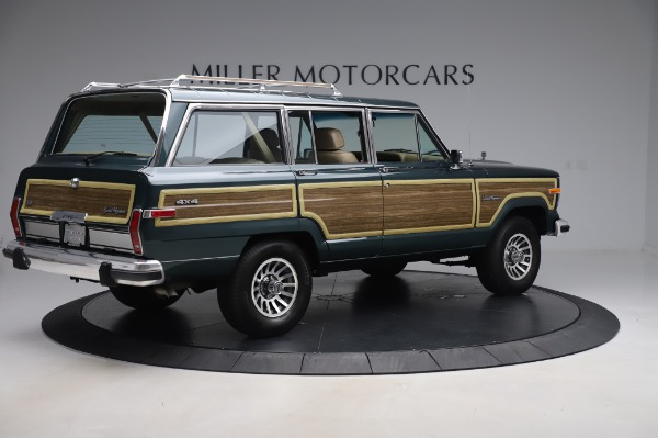Used 1991 Jeep Grand Wagoneer for sale Call for price at Pagani of Greenwich in Greenwich CT 06830 8