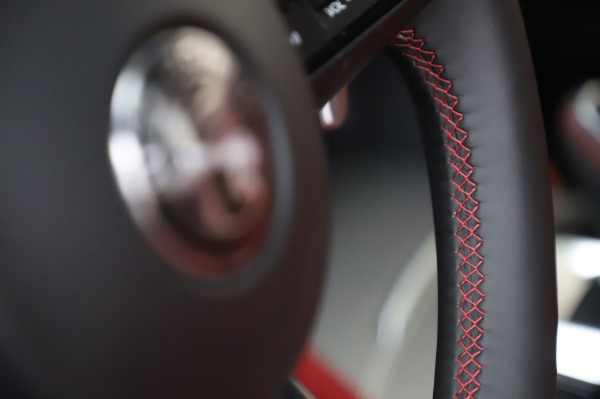 New 2020 Alfa Romeo Stelvio Ti Sport Q4 for sale $53,545 at Pagani of Greenwich in Greenwich CT 06830 28