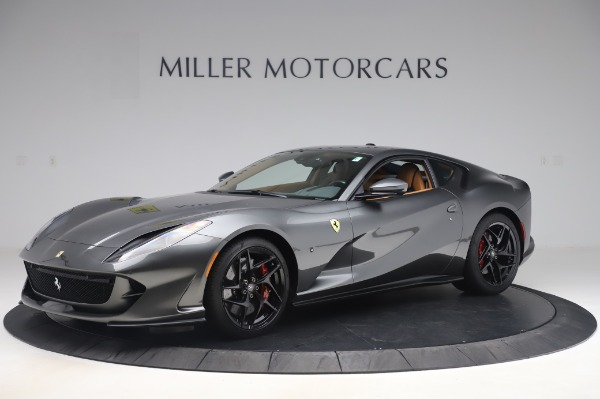 Used 2020 Ferrari 812 Superfast for sale $399,900 at Pagani of Greenwich in Greenwich CT 06830 2