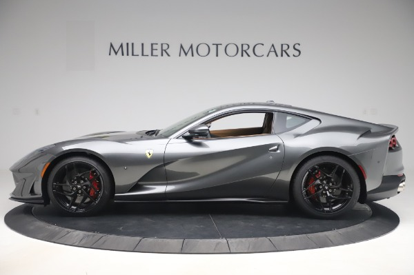 Used 2020 Ferrari 812 Superfast for sale $399,900 at Pagani of Greenwich in Greenwich CT 06830 3