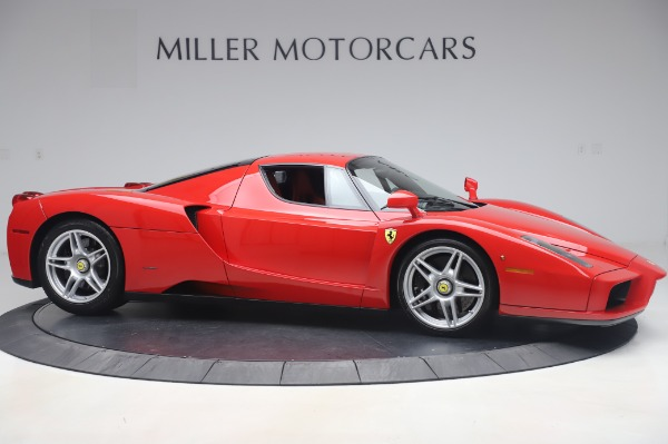 Used 2003 Ferrari Enzo for sale $3,195,000 at Pagani of Greenwich in Greenwich CT 06830 10