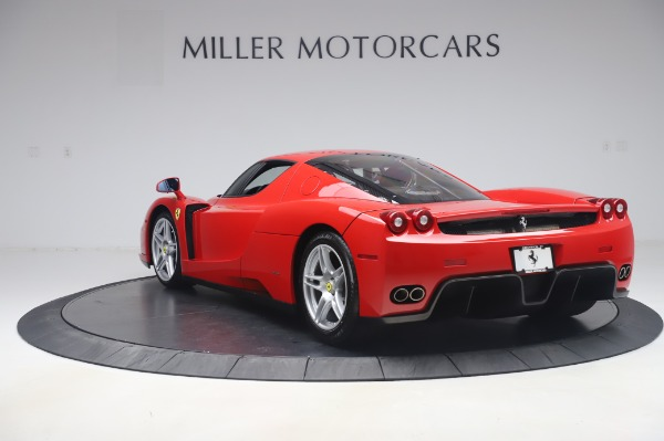 Used 2003 Ferrari Enzo for sale $2,995,000 at Pagani of Greenwich in Greenwich CT 06830 5