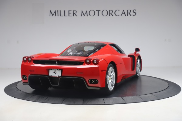 Used 2003 Ferrari Enzo for sale $2,995,000 at Pagani of Greenwich in Greenwich CT 06830 7