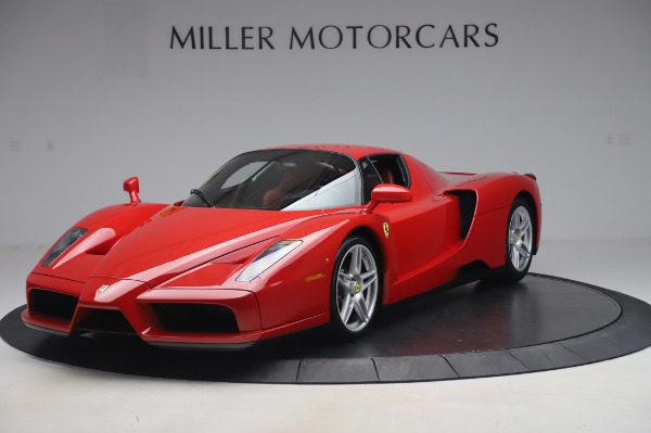 Used 2003 Ferrari Enzo for sale $2,995,000 at Pagani of Greenwich in Greenwich CT 06830 1